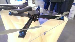 Un drone costruito con FDM