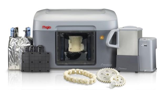 Stampante 3D desktop professionale Stratasys Mojo