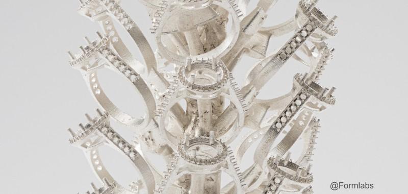Quali sono le stampanti 3D per la gioielleria e l'oreficeria?