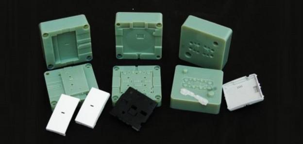 Stampi realizzati con stampante 3D Stratasys PolyJet