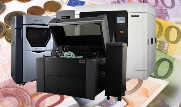 Stampanti 3D e maxi ammortamento