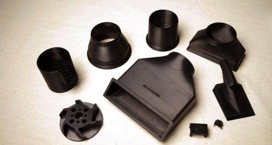 Prototipi in Nylon stampati in 3D