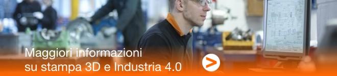 Richiedi informazioni su stampanti 3d e industria 4.0