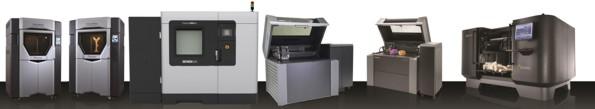 Stratasys produce stampanti 3D professionali per la prototipazione e la produzione di parti tra i più diffusi al mondo