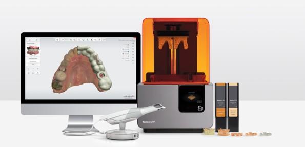 Stampante 3d dentale Formlabs