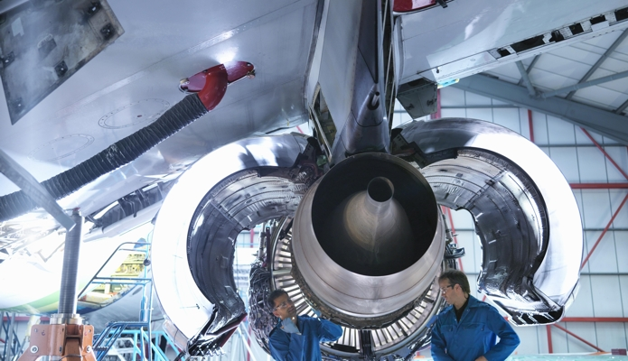 Innovazione del volo: stampa 3D professionale per settore aerospaziale