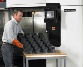 Additive Manufacturing macchine Stratasys Fortus