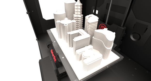 Stampanti 3d economiche energy group for Programmi 3d architettura