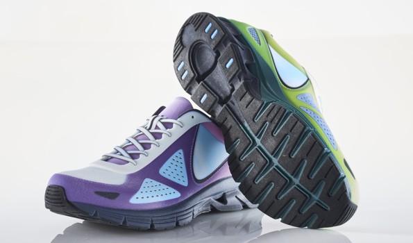 stampa 3d materiali colori calzature