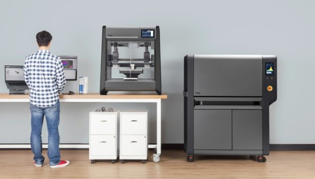 Stampa 3d metallo con Dekstop Metal Studio System