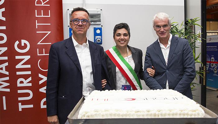 THE3DGROUP inaugura il Polo Tecnologico di Bentivoglio