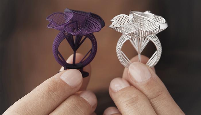 Stampante 3d gioielli: ecco perché conviene usarla