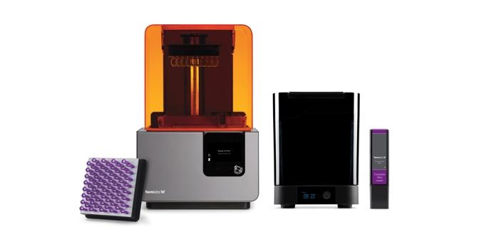 Form 2: stampante 3D gioielli
