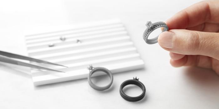 Gioielli stampati in 3D