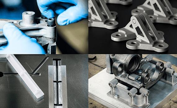 stampa 3d metallo - applicazioni chiave