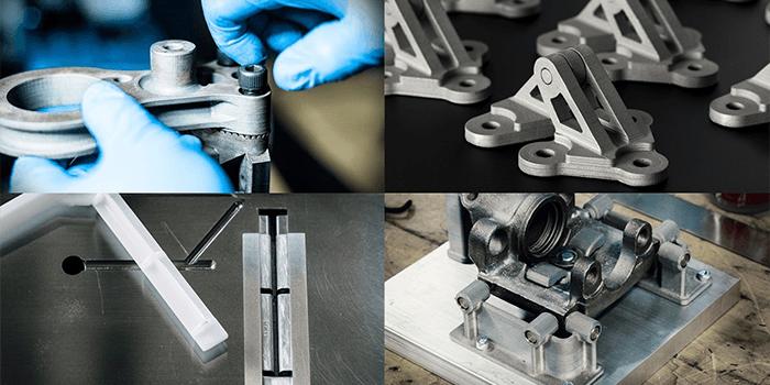 Stampa 3D metallo: 4 applicazioni chiave (per non perdere tempo)