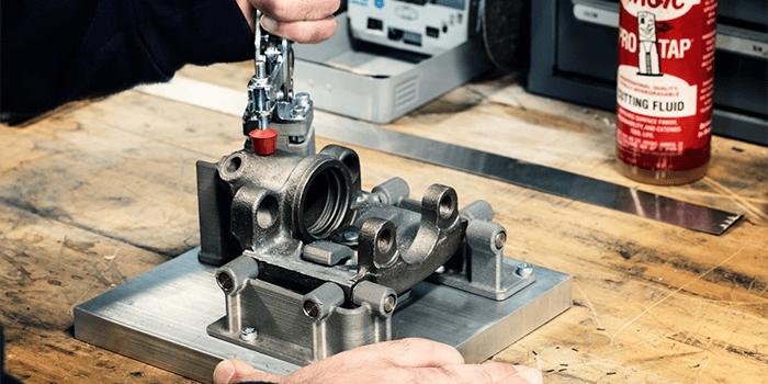 stampa 3d metallo utensili