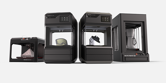 Stampanti 3D MakerBot - Vendita Italia