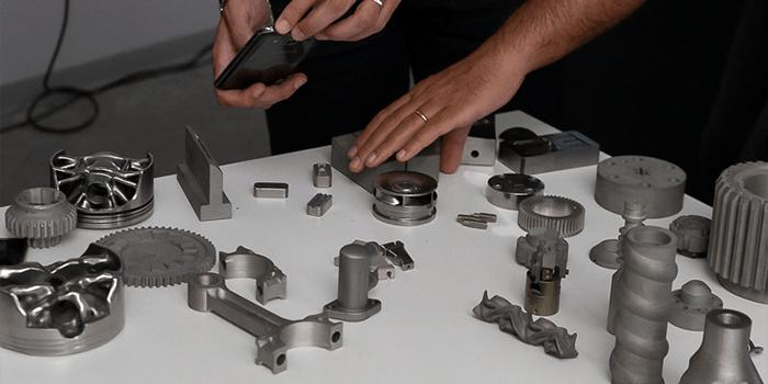 prototipazione rapida metallo