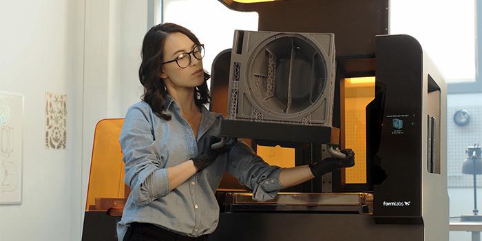 Formlabs Form 3L, stampante per prototipi di grandi dimensioni - migliori stampanti 3d