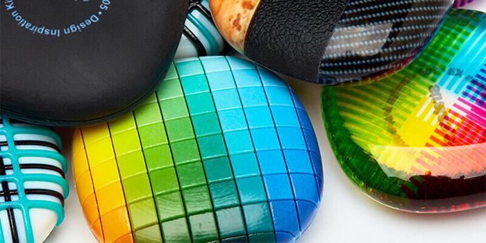 stampa 3D multicolore: stratasys J55