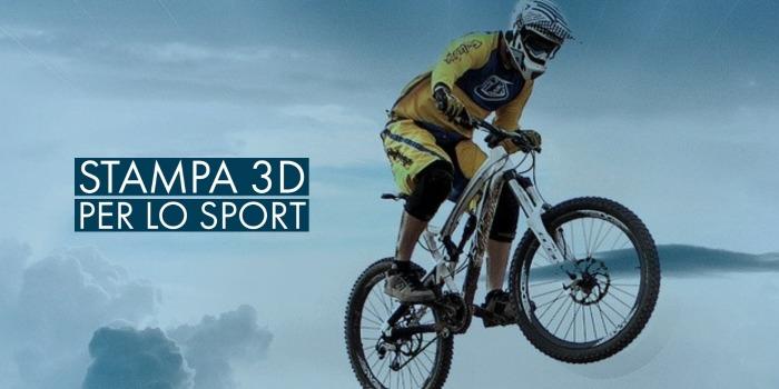 STAMPA 3D PER LO SPORT