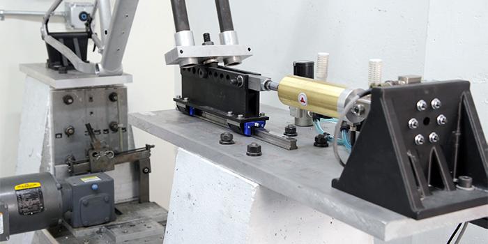 Stampa 3D per lo sport: dispositivi di fissaggio sul banco di prova
