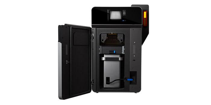 stampante 3d nylon Fuse 1: camera di costruzione