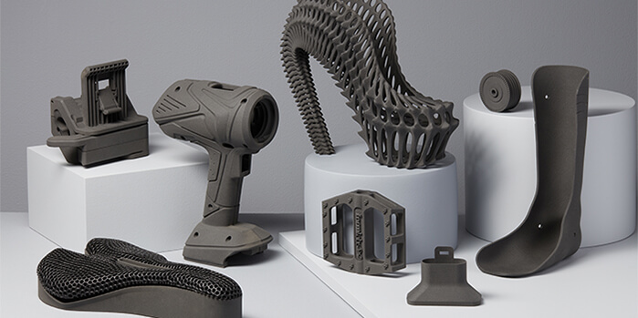 Materiali stampa 3D Fuse 1 - Nylon 12