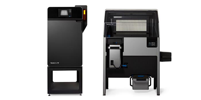 Fuse 1 e Fuse Sift: ecosistema stampa 3D Formlabs