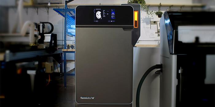Formlabs Fuse 1 stampante 3D da ufficio SLS