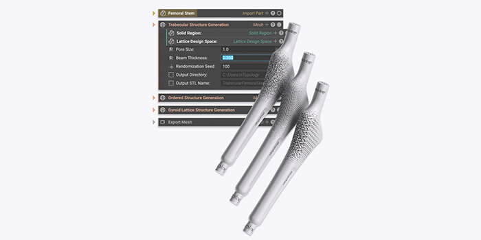 progettazione generativa e DfAM nTopology