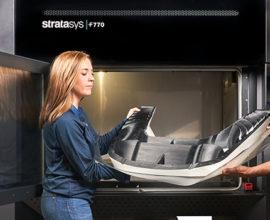 Stampante 3d grande formato Stratasys F770