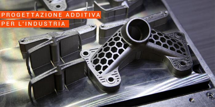 Design for additive manufacturing per metallo