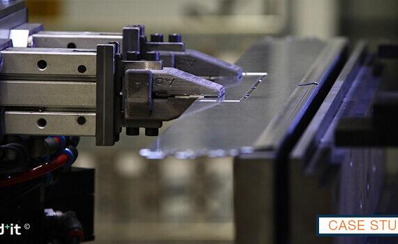 ottimizzazione topologica e stampa 3d metallo case study